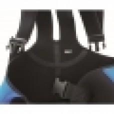 Dega Neopren-Wathose 5mm Bauchgröße - Schuhgröße 43