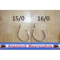 Mustad Circle 39965 DT 15/0 - 16/0